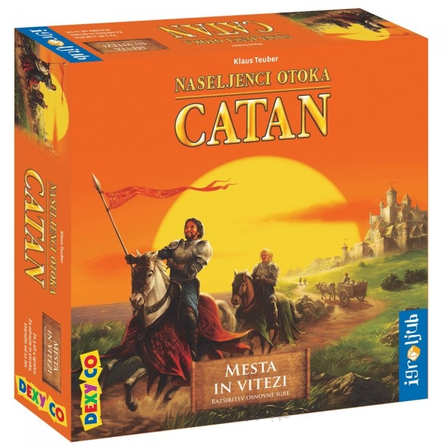 Naseljenci otoka Catan