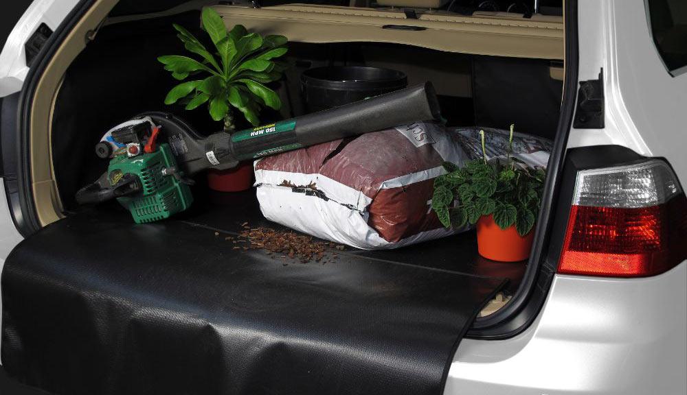 Zaščita prtljažnega prostora avtomobila in odbijača